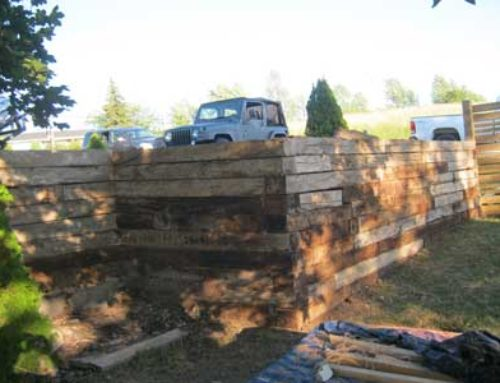 Retaining Walls 1