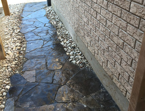 Flagstone Landscaping 36
