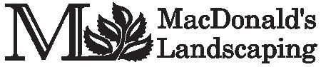 MacDonald's Landscaping Logo